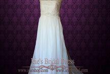 Maternity Wedding Dresses / Ieie's Bridal maternity wedding dresses collection.