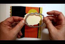 Vídeos Cards e Etiquetas