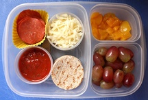Kid Lunch Ideas / by Jessica Laur