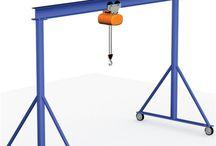 low price 1 ton overhead crane for sale