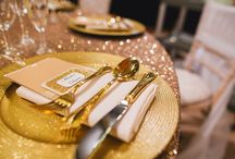 Gilded Linen Collection 2014 / Our Gilded Linen collection 2014 - beautiful linens we offer for event hire UK