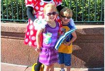 Disney World!!! / by Corrine Nelson