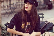 beret style
