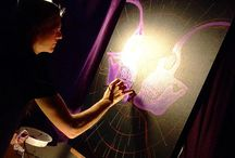 spiral out / alex grey paintings