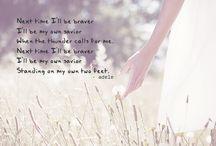 Lyrics to Live By / by Nicole Tangco
