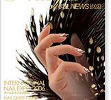 `Nail+Beautiful=Natiful` Collection / ・・・それは様々な生活の中のシュチュエーションを美しいネイルで演出する、新しいネイルライフを表現する言葉です。