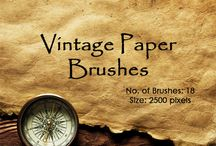 100+ Creative Sets Of Photoshop Paper Brushes