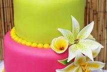 Birthday Cakes / Beach theme birthday cakes