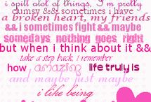 Things for My Wall / by Meg Sandoval