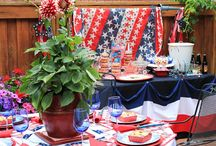 Fourth of July Ideas / by Holly Davis