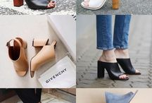 Shoes trends 2018