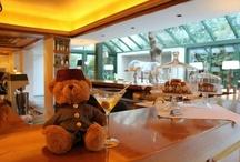 "William at Herodion Hotel / William Warwick ""The Ambassador"" of Warwick International Hotels at Herodion Hotel"
