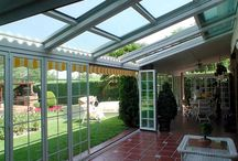 Porches y terrazas