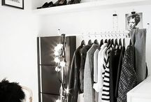 moving in - closet ideas