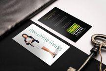 Unique Howard Hanna Business Cards
