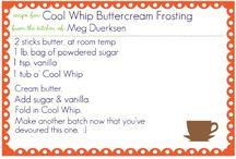 Recipes: Cake / by Danielle Khazeni
