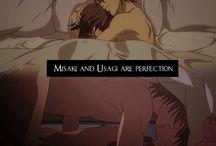 Misaki & Usagi
