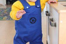 Faschingskostüme für Kinder / Ideen für Faschingskostüme zum selber machen. DIY Ideen für Kinderkostüme. Schminkideen. Kinderschminken.