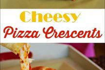 Pizza Pasta / Pizza
