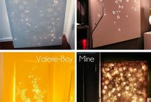 lights and creative