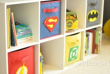 Kids Decor / by Jocelyn Cooper