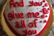 Le torte di Sandy.. / Ecco le mie creazioni...