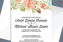 Wedding & Event Stationery
