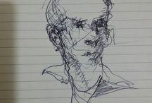 Çizimlerim.  (Drawing)