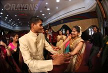 Crayons Creations - Candid Wedding Photography & Magazine Album Designing in Kerala / Candid Wedding Photography & Cinematic HD Steady Cam Video for Wedding in Kerala