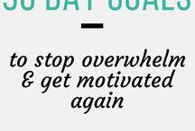 12 week Goals