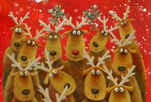 Illustrations of Christmas