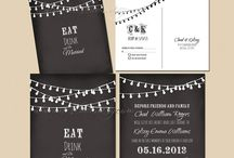 Invitation Ideas / by Marta Verdes Darby
