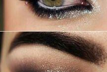 Ples makeup