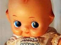 Kewpie Dolls........ / P / by Heidi