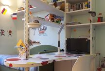 Kids's room - realizzazioni / colorate, versatili e sicure! soluzioni in crescita per i Vostri figli.