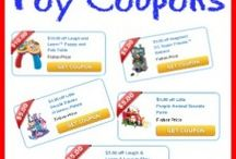 Toy Coupons and Deals / Here are all the latest toy coupons and deals to help you save money on toys. We feature FREE printable toy coupons and toy sales to save your money.