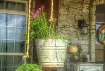 garden / pots and containers