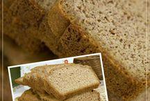 Healthier Breads / by Elysa Kuffert