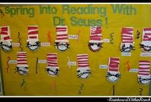 Themes - dr. Seuss  / by Julee Dunn