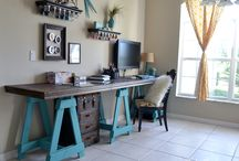 Dreaming about a craft room..... / by Jessica Hawkins