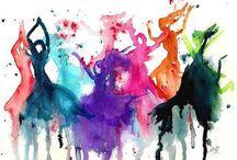 Art I Love / by Annie Schick