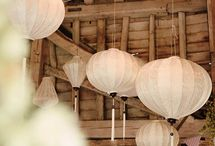 Thai wedding reception