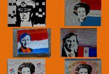 Creatief Koningsdag/Nederland