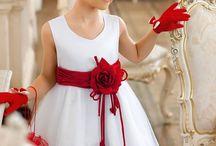 vestidos para Niñas de Boda