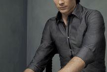 Damon Salvatore (Ian Samerhalder)