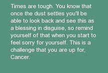 My Zodiac Inspiration.....Cancer / by Katrina Woodard