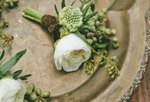 Boutonniere - Ansteckblumen / Flowers to wear