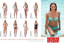 yaysplash swimwear / fun play surf sun swim beachfashion!