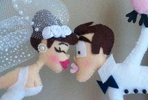 yeni evliler için kapı süsü