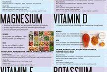 Vida saudável / Informações importantes